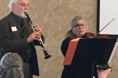Beethoven Group at Coffee