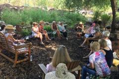 Garden Club Meeting at Park City Nursery