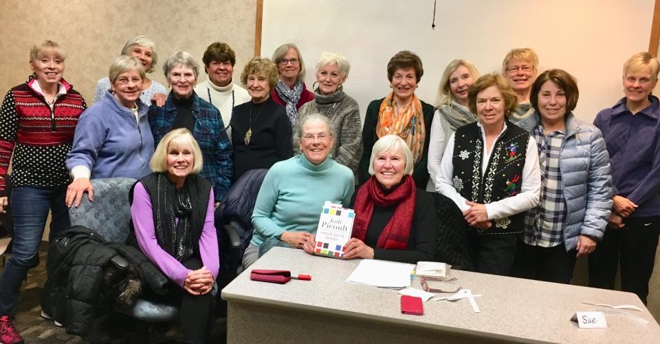 Book Club Gathering