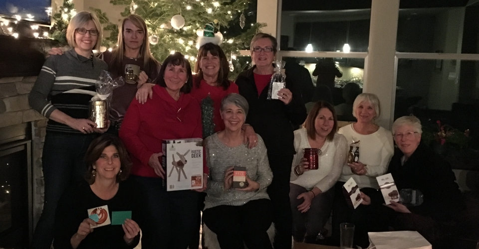 Bunko Group Gift Exchange