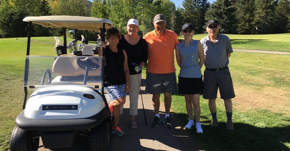 Golfing Group